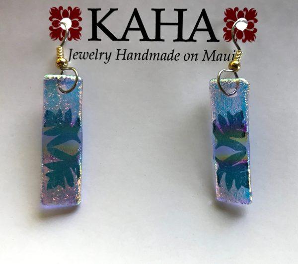 Fern design - earrings by KAHA.